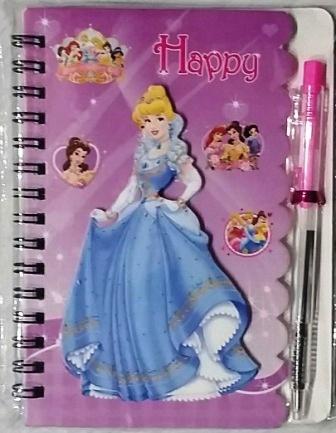 записная книжка с ручкой    А6